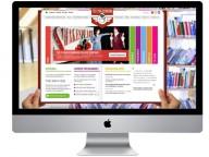 Website for Children's Theatre Company