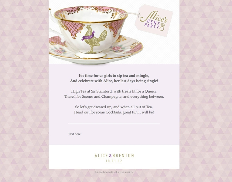 hens-tea-party-invitation