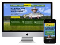 Web Design & Mobile Site