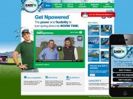 Web & Mobile Site