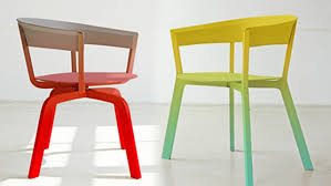 gradient-chairs