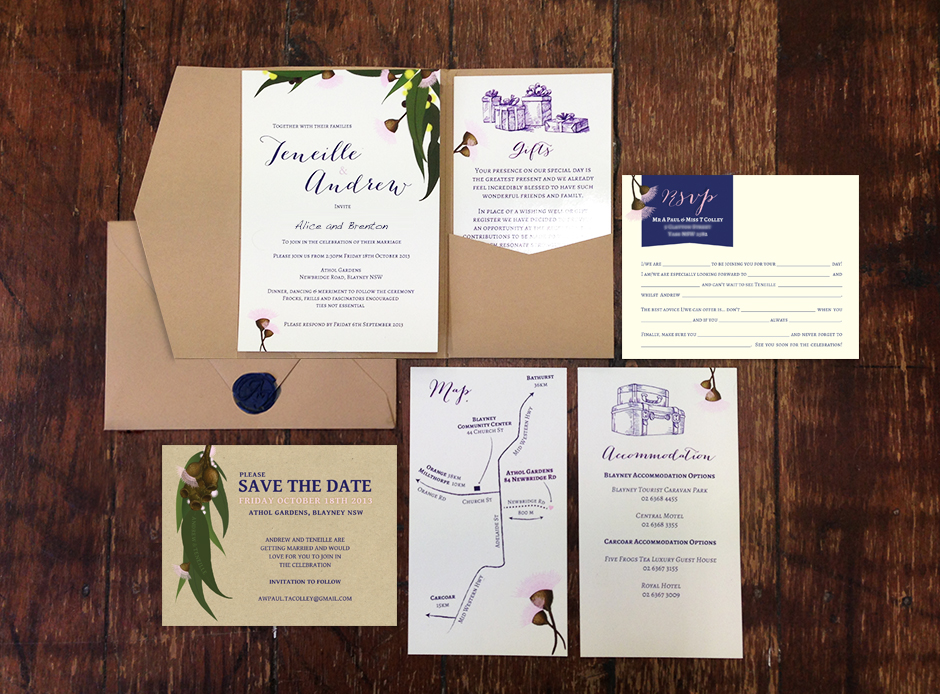 Wedding Invitation Stationery – frenchkitten.net