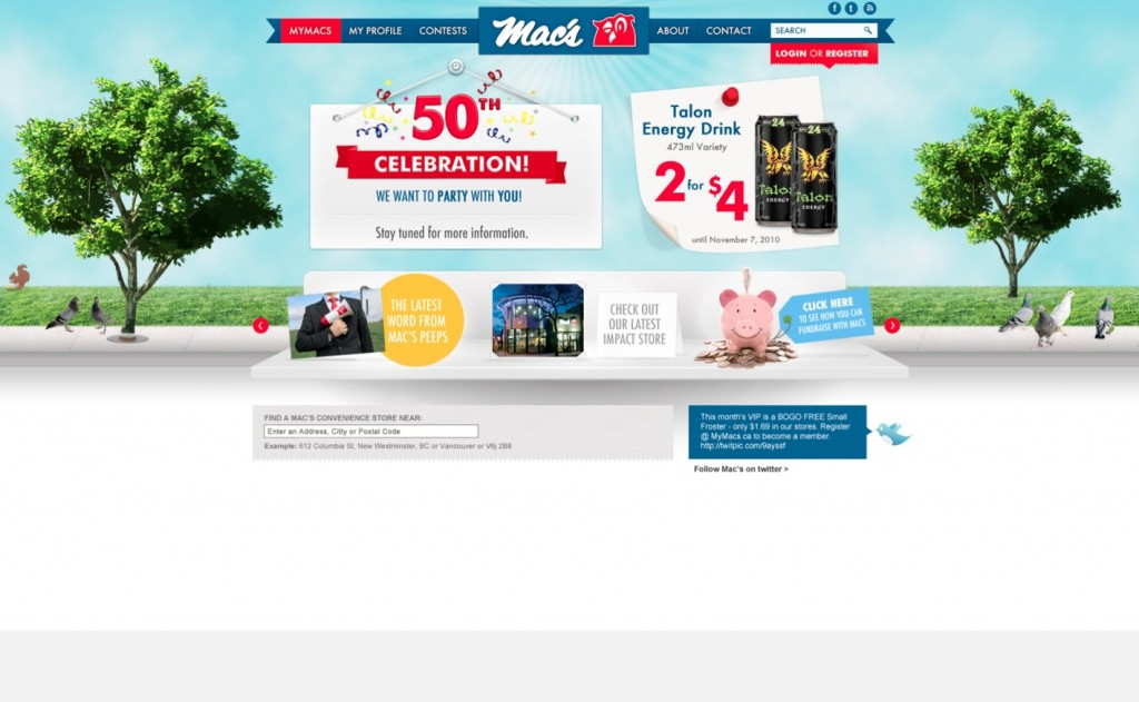 landing-page-convenience-store