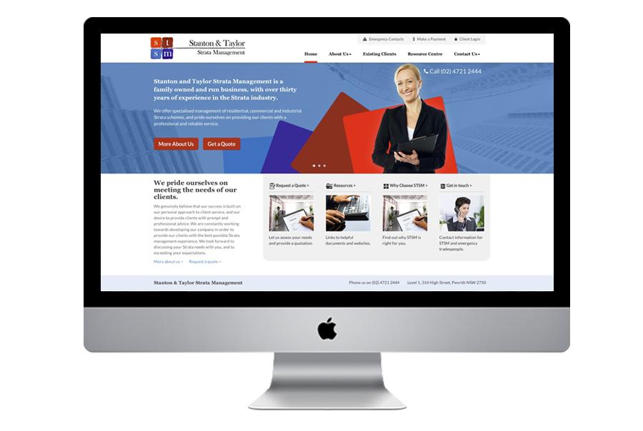 real+estate+website+design+sydney
