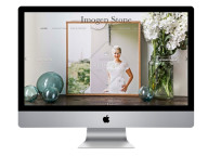 Responsive online store for small business