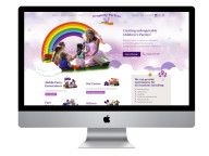 Responsive website design and build for Kids Party Entertainers