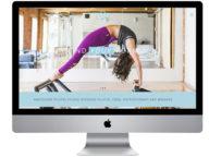 Pilates and Yoga Studio Website - MinyBody and Healcode Integration