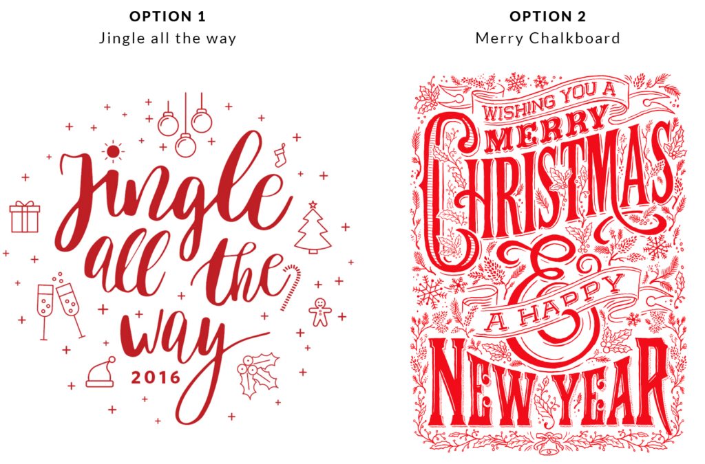 Jingle all the way! Free printable 2016 Christmas Card - Freelance ...