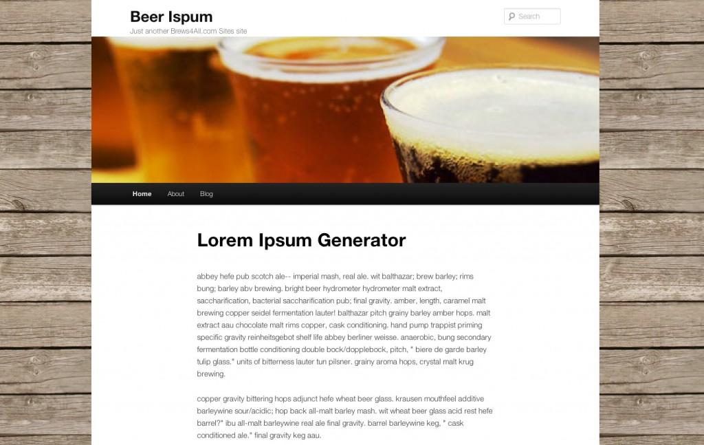beer-ipsum