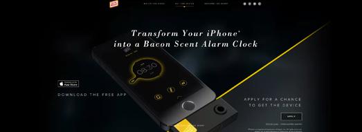 bacon-smell-app