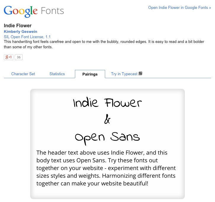 google-font-sugested-pairings
