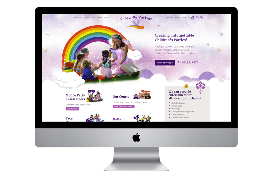 DP-website-for-childrens-party-hosts