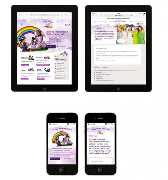 DP-website-for-kids-parties