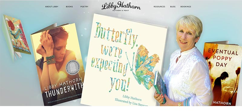 australian-childrens-author-website