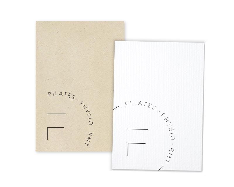 pilates-studio-business-card-design
