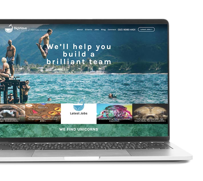 recruitment-website-design-development-sydney